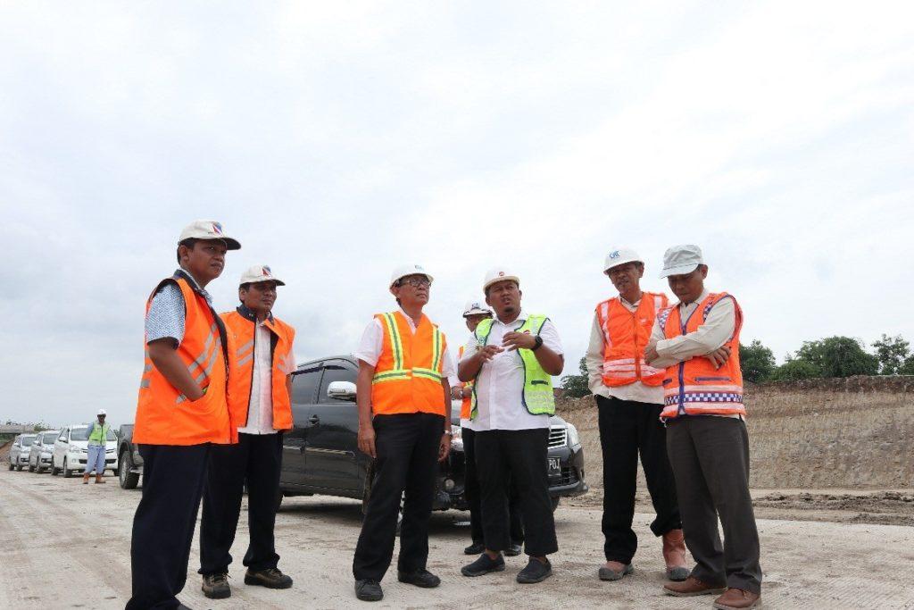 Kunjungan Tim BPJT Pra Uji Layak Tol Ngawi – Kertosono